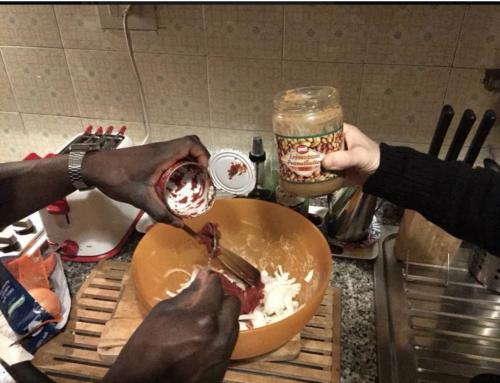 Cucinare insieme