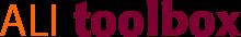 ALI toolbox Logo